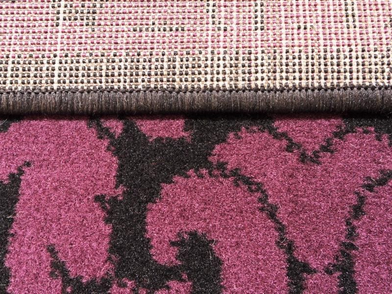 hello kitty teppich lila velours kinder teppich eule lila. Black Bedroom Furniture Sets. Home Design Ideas