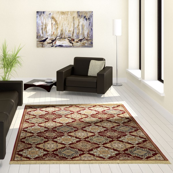Perser Design Teppich  Biraz seven   eBay