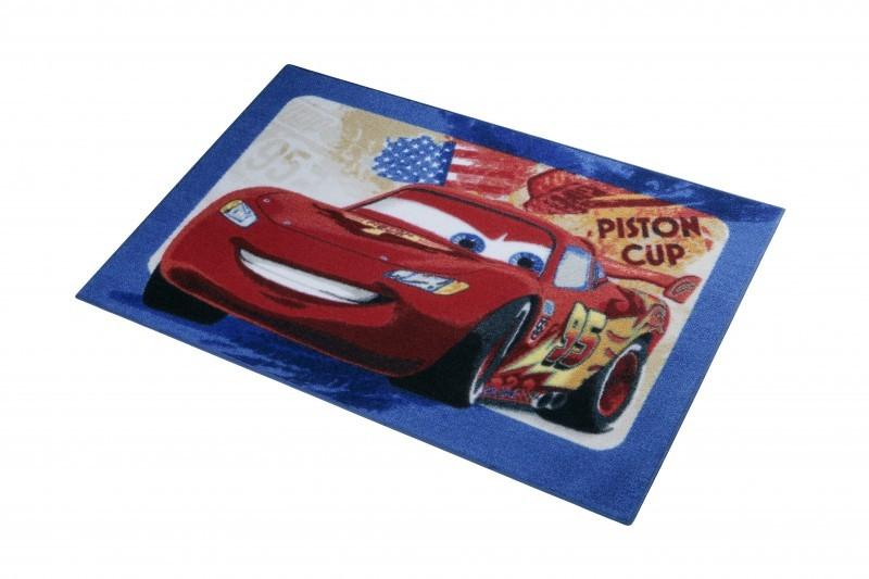 Kinder Teppich Disney Cars Mc Queen 80x120cm Spiel und