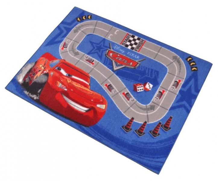 Disney Kinder Teppich  Cars Racetrack Strassenteppich