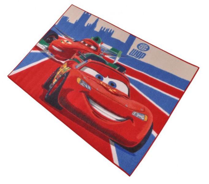 Disney Kinder Teppich  Cars Mc Queen & Francesco 95×133