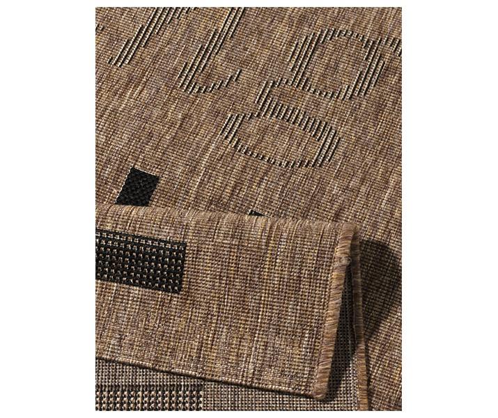 flachgewebe designer teppich hope sisal optik in beige braun anthrazit ebay. Black Bedroom Furniture Sets. Home Design Ideas